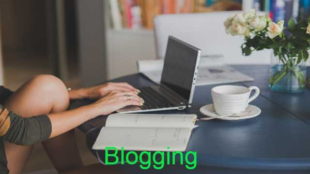 Blogging-Passive-Income