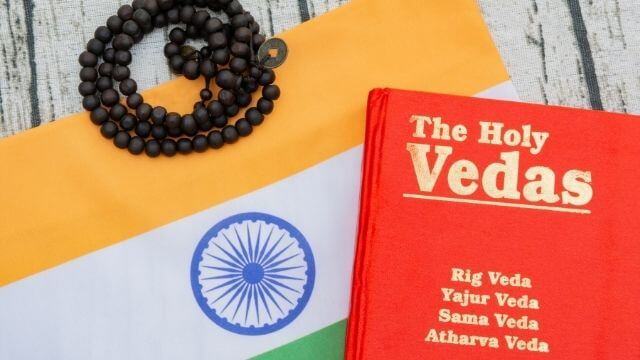 What is in Vedas